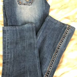 Rock Revival Jeans - Rock Revival Jeans Pave Straight leg 28